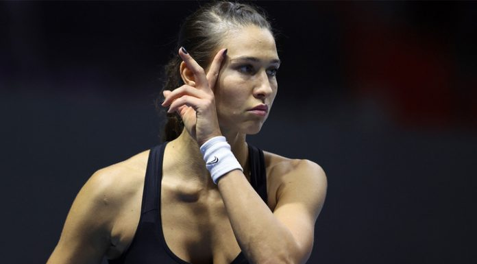 Dyachenko left St. Petersburg Ladies after the defeat in the first round