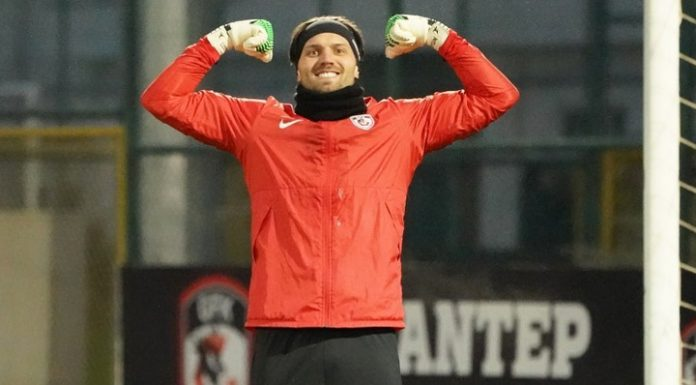 """Eks-the goalkeeper """"Zenith"""" Lodygin could be at Arsenal"""