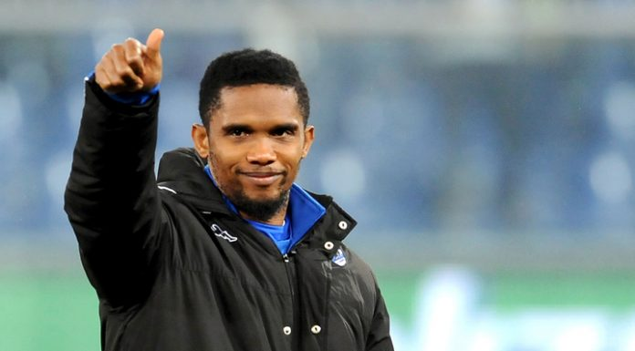 """Eto'o: it seemed that """"Terek"""" will go the way of PSG and will become a powerhouse"""