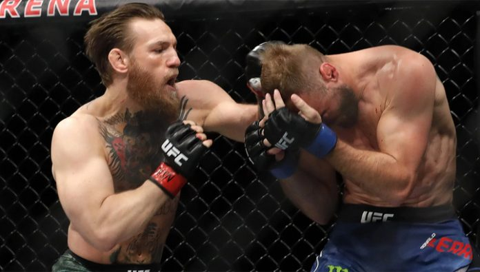 Fight McGregor – serron entered the Top 10 for hits in the UFC