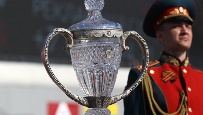 Five cities claim to be holding the final of the Cup of Russia on football