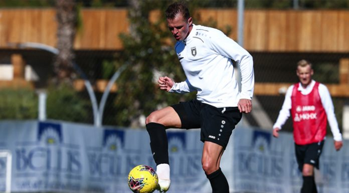 Footballer Dmitry Tarasov for the third time became a father