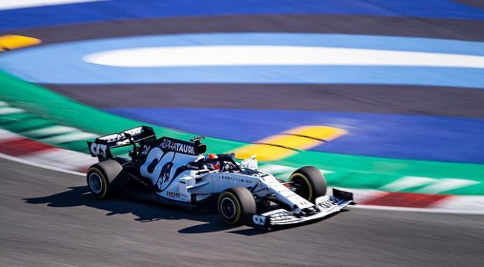 Formula 1. Quat became the fifth in first day of pre-season tests
