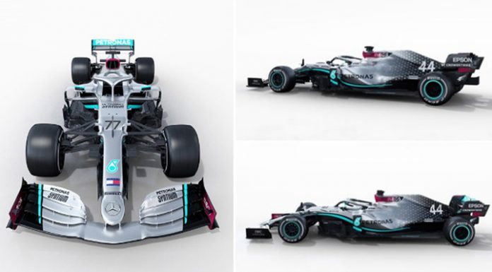 Formula 1. World Champions Mercedes has unveiled a new race car