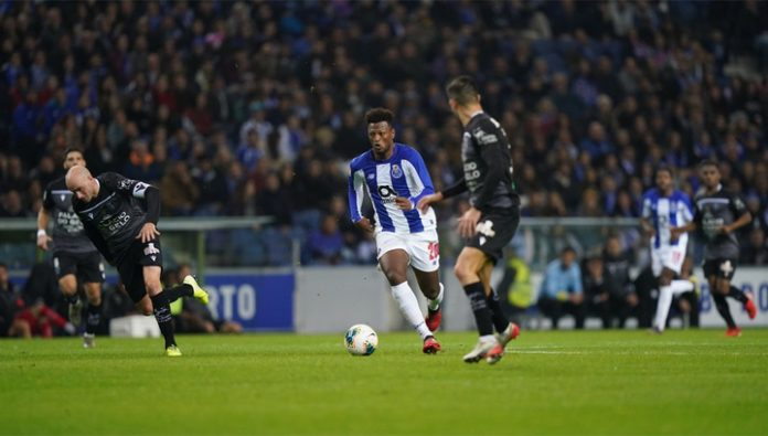 Goal for zé luís helped Porto to reach the final of the Portuguese Cup