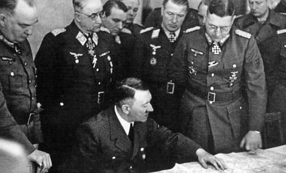How Hitler planned to