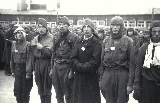 How many returned to the USSR, Soviet prisoners of war were put in the GULAG