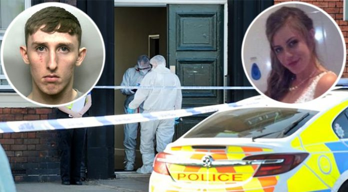 In England a young football player raped and killed friend