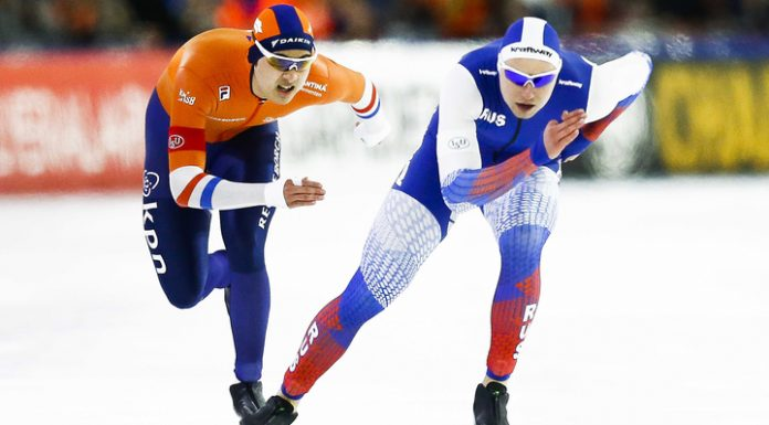 In the United States starts the world championship on skating sports
