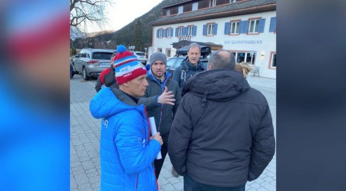 Italian police have found nothing at the Russian biathletes