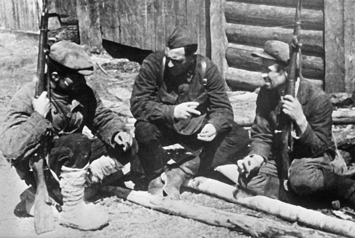 Janis Pinups: how the red Army deserter half a century hiding out in the woods