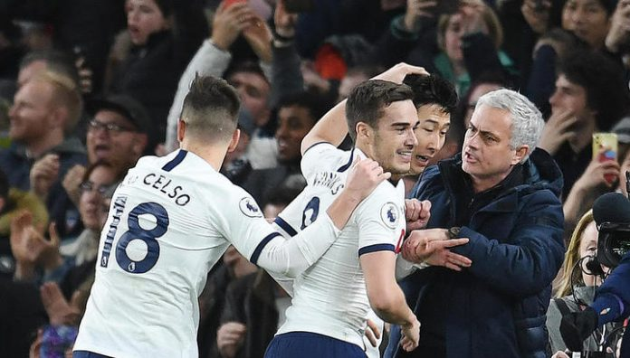 José Mourinho this season on son Heung-min not counting