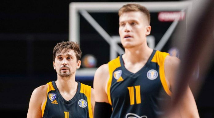 """""""Khimki"""" have suffered defeat in Euroleague"""
