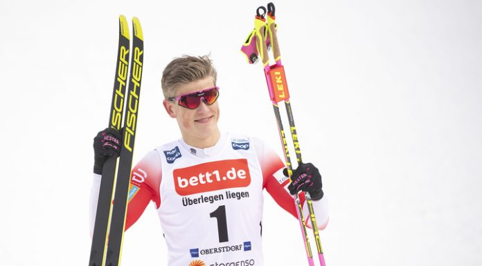 """Klebe won the sprint at the """"Ski tour"""". Bolshunov did not participate in the final"""