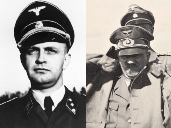 Linge: what became the personal servant of Hitler
