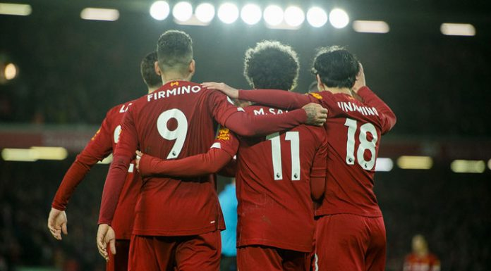 Liverpool extended their winning streak in the Premier League to 16 matches