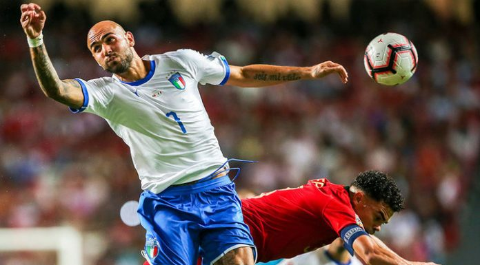 """""""Locomotive"""" is aimed at the purchase of striker of the national team of Italy"""