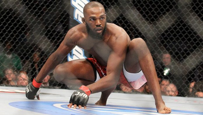 Martial arts. Jon Jones defended his championship title