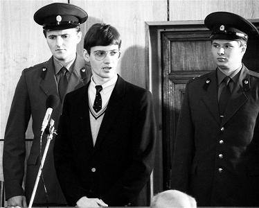 Mathias rust: what happened in the USSR with the most daring pilot offender