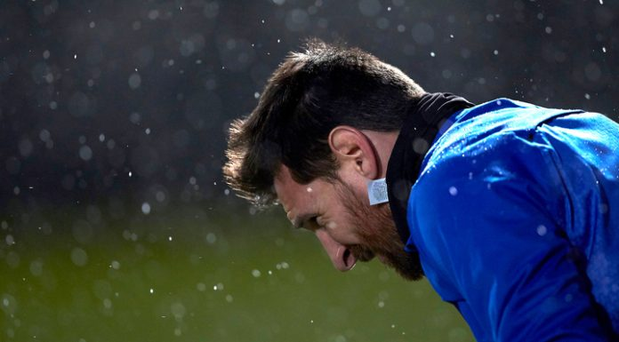 """Messi huffed. The captain of """"Barcelona"""" requires resignations of the President and the coach"""