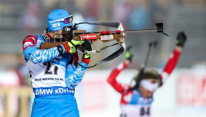 NOC refused to comment on the searches of Russian biathletes