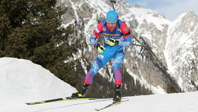 Norwegian biathlete stood up for Alexander Loginov
