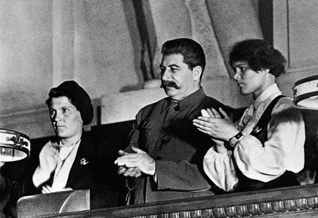 Of Stalin's mistress: how many were there