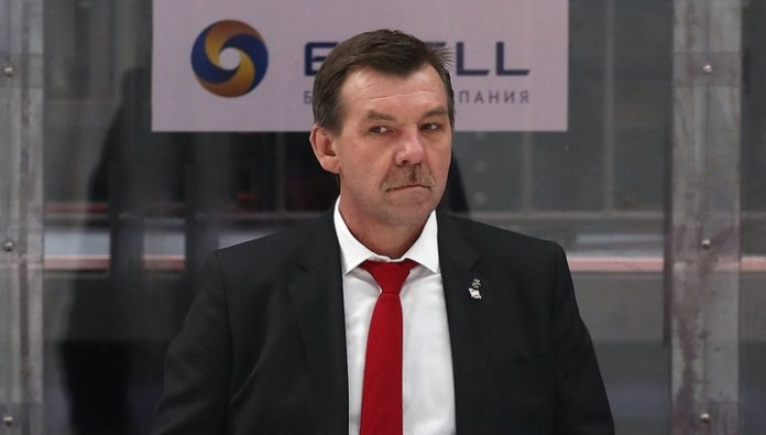 Oleg Znarok: guys competently played against the