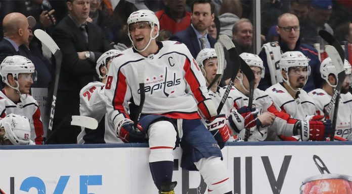 """Ovechkin and """"Washington"""" didn't have enough time in Las Vegas"""