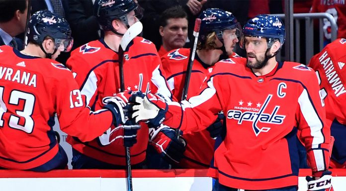 """Ovechkin broke the goal silence in the match with """"Montreal"""""""
