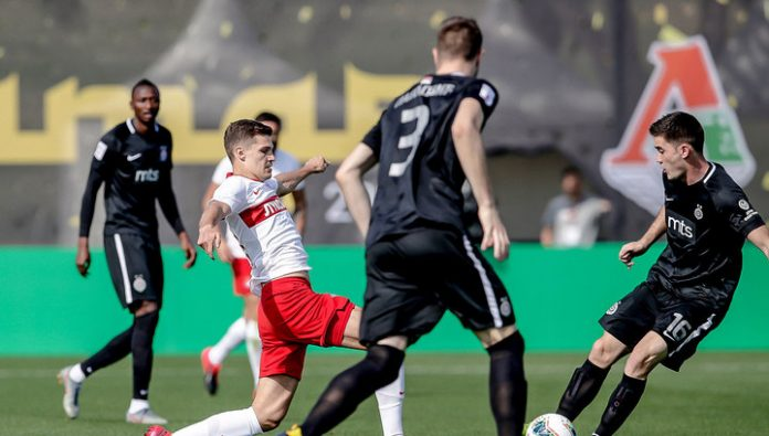 Partizan lost Milosevic and Natcho, but ahead of