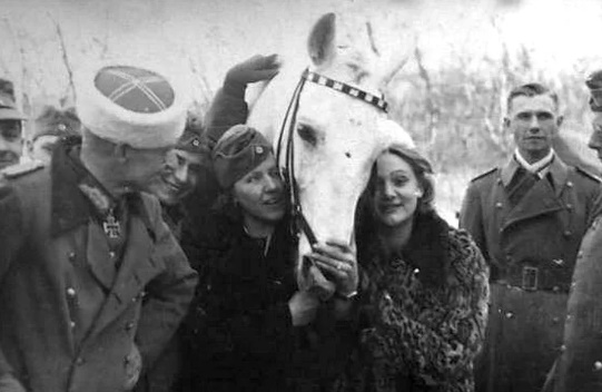 Personal life Vlasov: on whom they married Germans