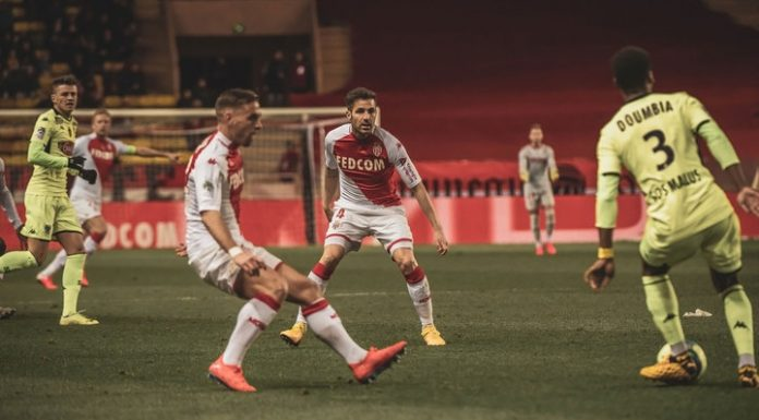 """Players """"Monaco"""" beat """"Angers"""" and without goals Golovin"""