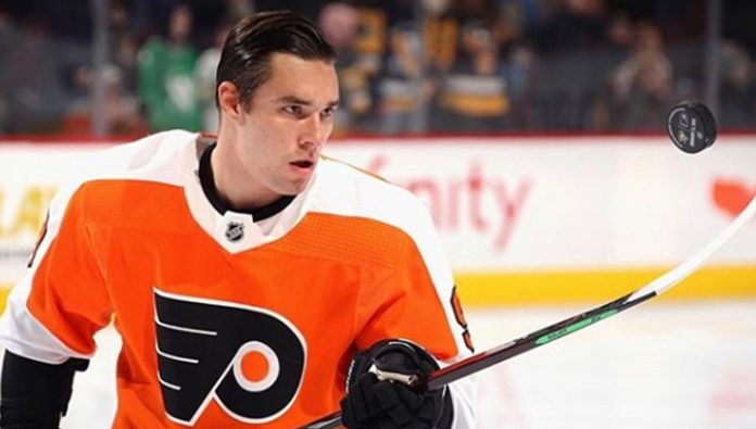 Provorov scored and helped