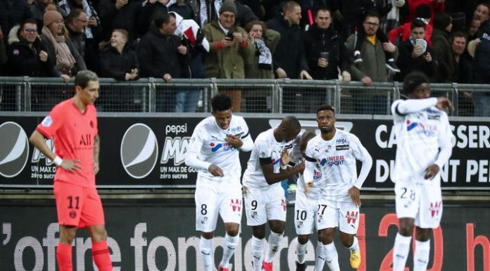 PSG in a dramatic match in the end missed victory over the League outsider 1