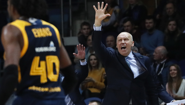 "Rimas Kurtinaitis: ""Khimki"" was good in the game against Milan – The Global Domain News"