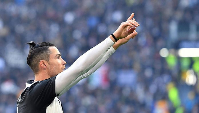 Ronaldo was among the three highest scoring players in the history of football