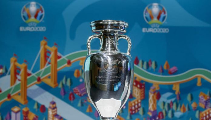 RTR will show 17 matches of the championship of Europe on football