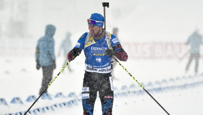 Russian biathletes after the searches became the fourth in the relay world Cup