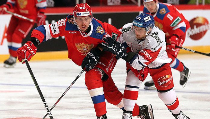 Russian hockey players lost to the Czechs in the shootout and took the last place on the stage of the Eurotour