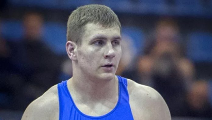 Russian wrestler Golovin became the bronze medalist of the European championship