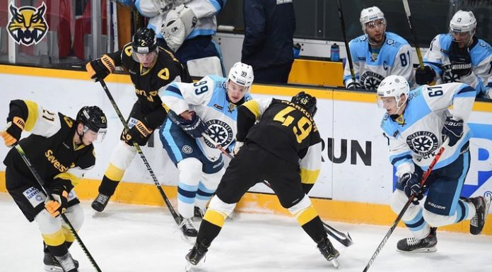 """""""Severstal"""" has conceded """"Siberia"""" and lost chances for play-offs"""