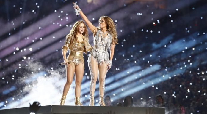 Shakira and J. Lo showed incendiary halftime show of the Superbowl. Video