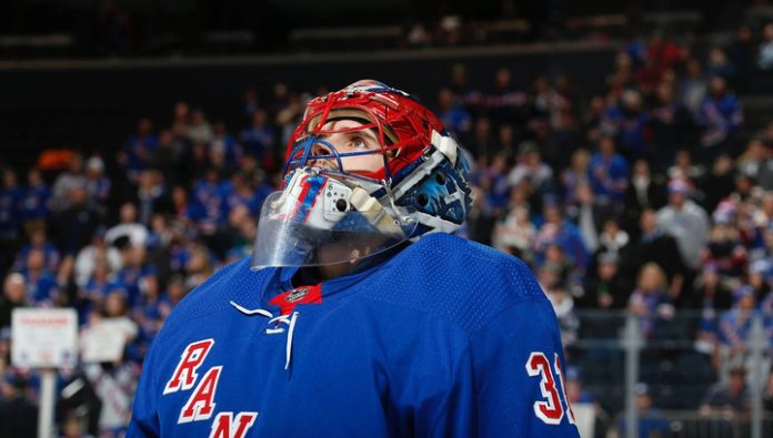 Shesterkin made 42 saves, Panarin scored a goal. The Rangers beat the kings