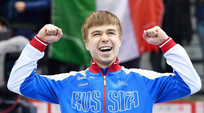 Short-track. The Russians have ahead of schedule won the world Cup in the mixed relay