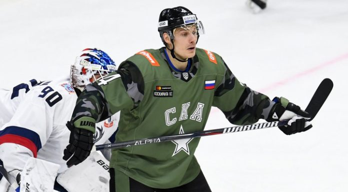 """SKA beat """"torpedo"""" and became the winner of the Bobrov division"""