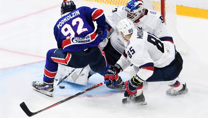 SKA won in Nizhny Novgorod seventh win in a row