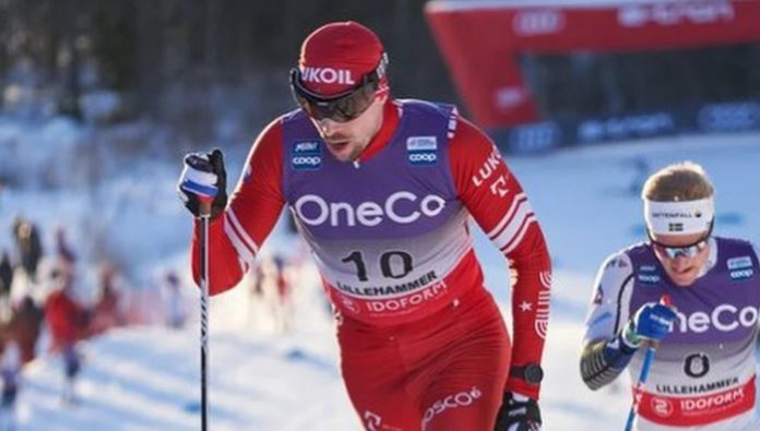 Skier Sergey Ustyugov will not perform at the