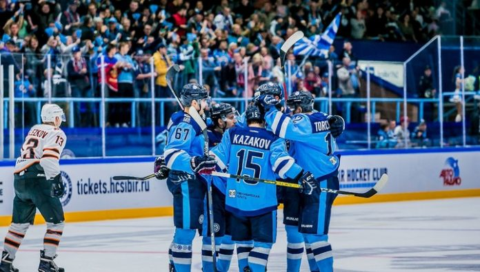Sochi played two more goals in the match with