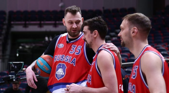 """""""Stars of Russia"""" lost """"Stars of the world"""" in the all-star game United League"""